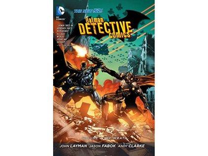 Batman Detective Comics 4: The Wrath (The New 52)