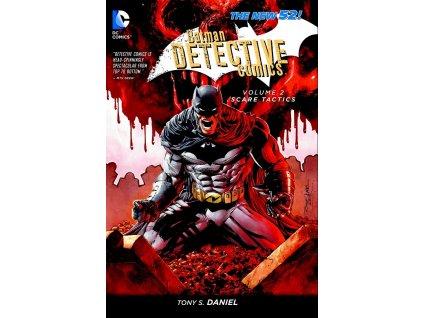 Batman Detective Comics 2: Scare Tactics (The New 52)