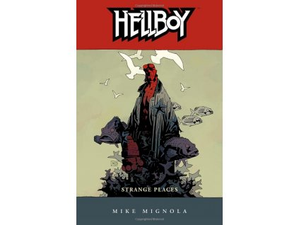 Hellboy 06: Strange Places