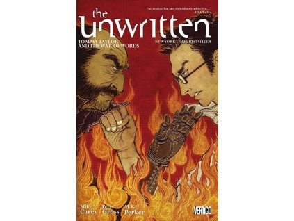 Unwritten 06: Tommy Taylor and the War of Words