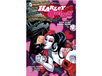 Harley Quinn 3: Kiss Kiss Bang Stab