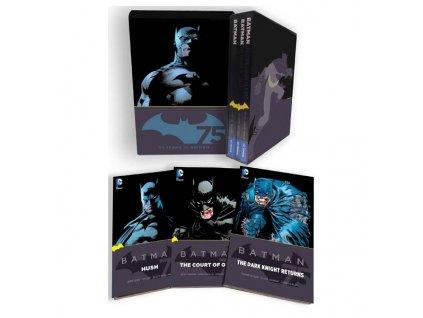 Batman 75th Anniversary Box Set