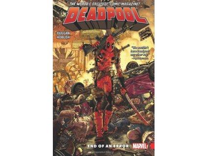 Deadpool: World's Greatest 2 - End of an Error