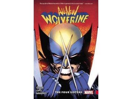 All-New Wolverine 1: The Four Sisters