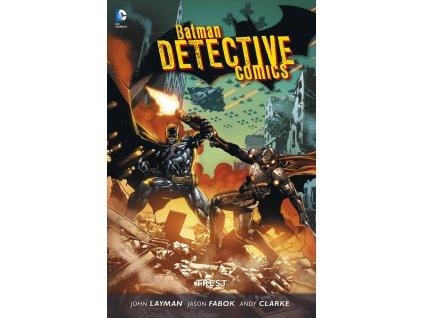 Batman Detective Comics 4 - Trest