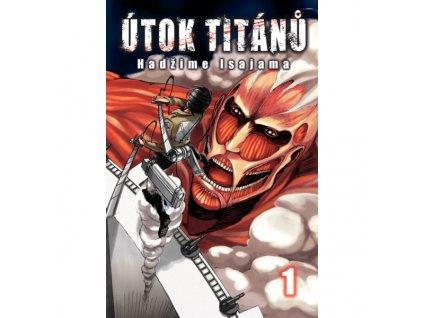 Útok titánů 01