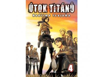Útok titánů 04