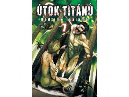 Útok titánů 07