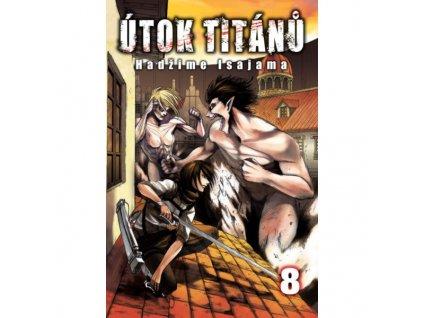 Útok titánů 08