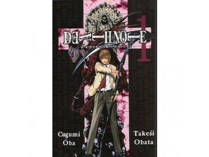 Death Note Zápisník smrti 01