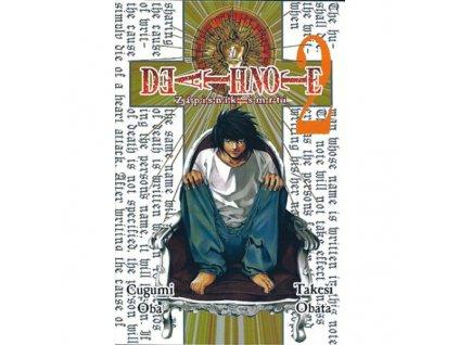 Death Note Zápisník smrti 02
