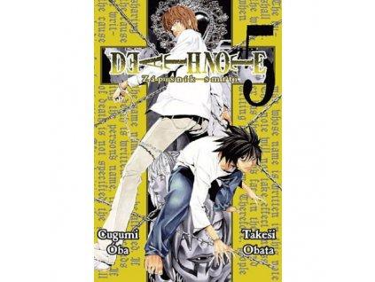 Death Note Zápisník smrti 05