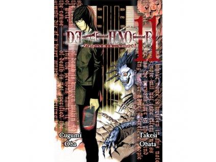 Death Note Zápisník smrti 11