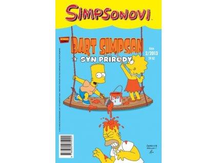 Simpsonovi: Bart Simpson 02/2013 - Syn přírody