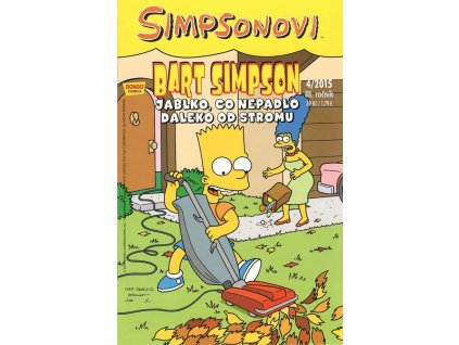 Simpsonovi: Bart Simpson 04/2015 - Jablko, co nepadlo daleko od stromu