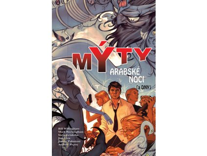 Mýty 07: Arabské noci (a dny)