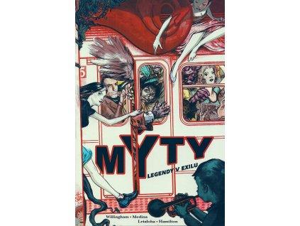 Mýty 01: Legendy v exilu