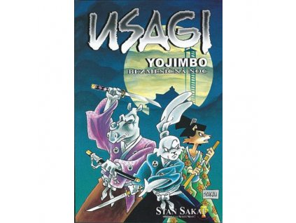 Usagi Yojimbo: Bezměsíčná noc