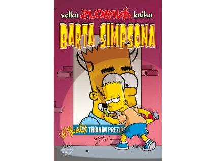 Velká zlobivá kniha Barta Simpsona