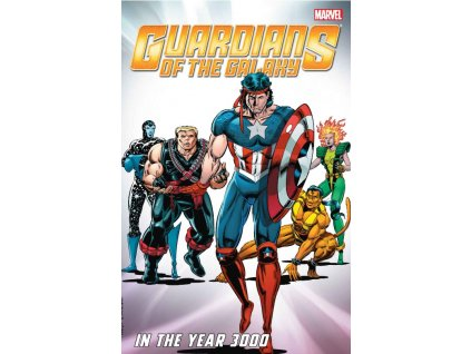 Guardians of the Galaxy Classic: In the Year 3000 1