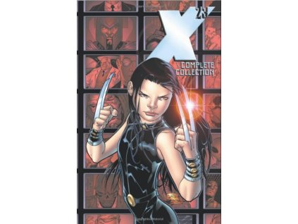 X-23: The Complete Collection 1