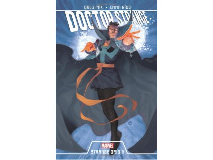 Doctor Strange: Strange Origin