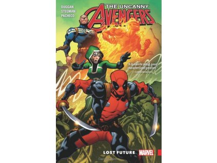 Uncanny Avengers: Unity 1 - Lost Future