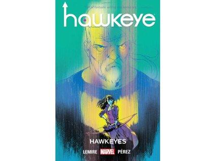 Hawkeye 6: Hawkeyes