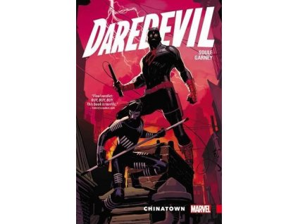 Daredevil Back in Black 1 - Chinatown