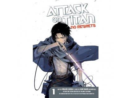 Attack on Titan: No Regrets 01
