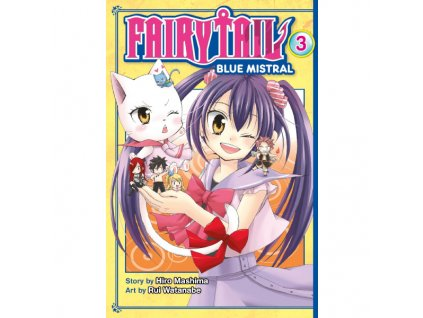 Fairy Tail Blue Mistral 3