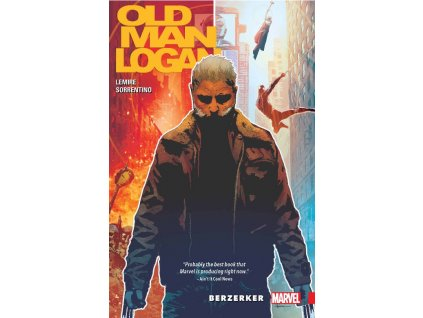Wolverine: Old Man Logan 1 - Berzerker
