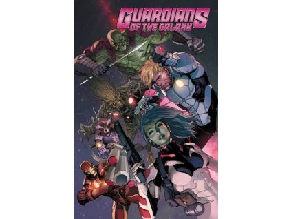 Guardians of the Galaxy by Brian Michael Bendis Omnibus 1