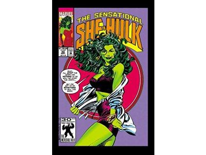 Sensational She-Hulk by John Byrne The Return