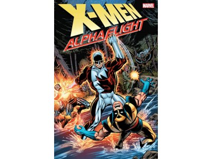 X-Men/Alpha Flight