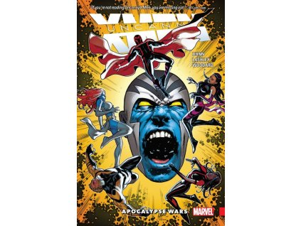 Uncanny X-Men: Superior 2 - Apocalypse Wars