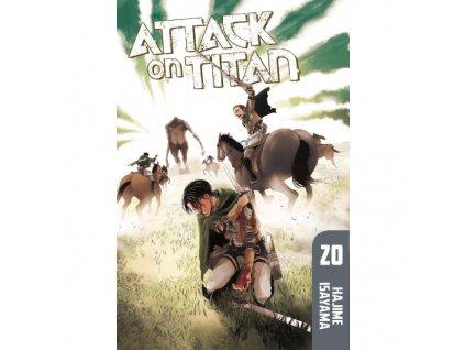 Attack on Titan 20