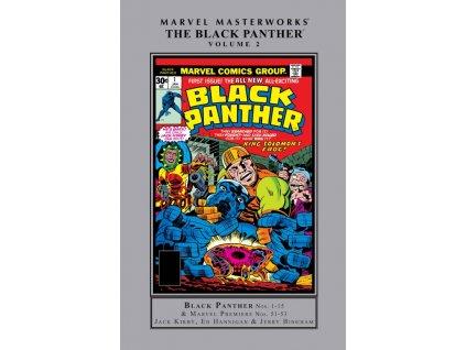 Marvel Masterworks: The Black Panther 2