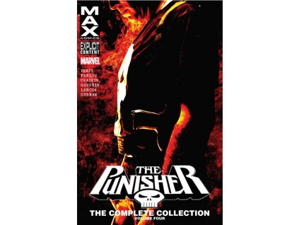 Punisher Max: The Complete Collection 4