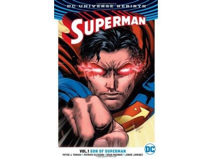 Superman 1 - Son Of Superman (Rebirth)
