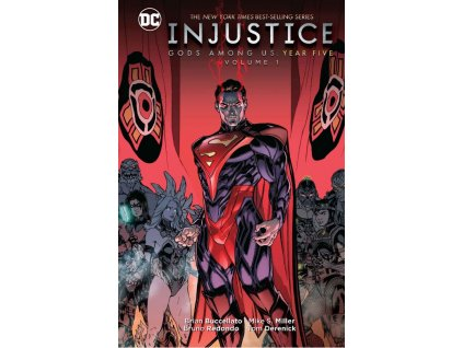 Injustice: Gods Among Us: Year Five 1