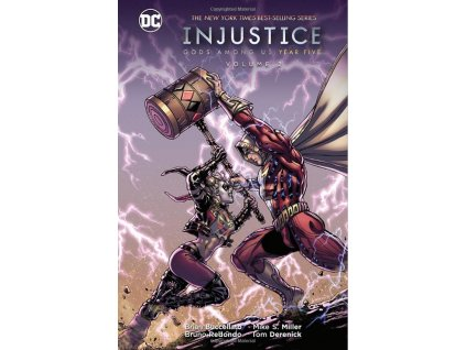 Injustice: Gods Among Us: Year Five 2