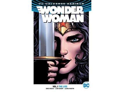Wonder Woman 1 - The Lies (Rebirth)
