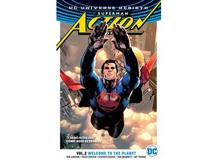 Superman: Action Comics 2 - Welcome to the Planet (Rebirth)
