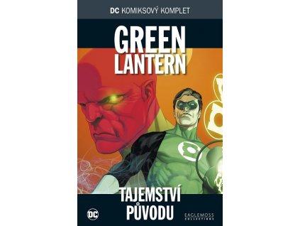 DC KK 03: Green Lantern - Tajemství původu