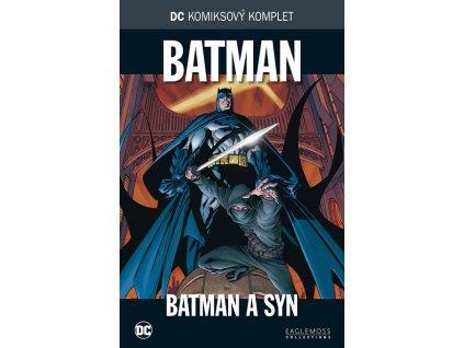 DC KK 04: Batman a syn