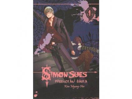 Simon Sues 01: Předvolání ďábla