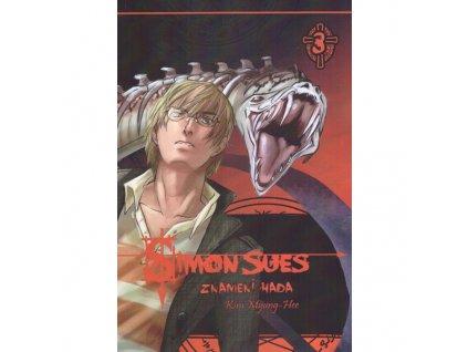 Simon Sues 03: Znamení hada