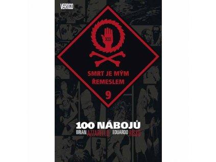 100 nábojů 09: Smrt je mým řemeslem