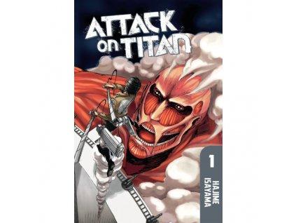 Attack on Titan 01 9781612620244